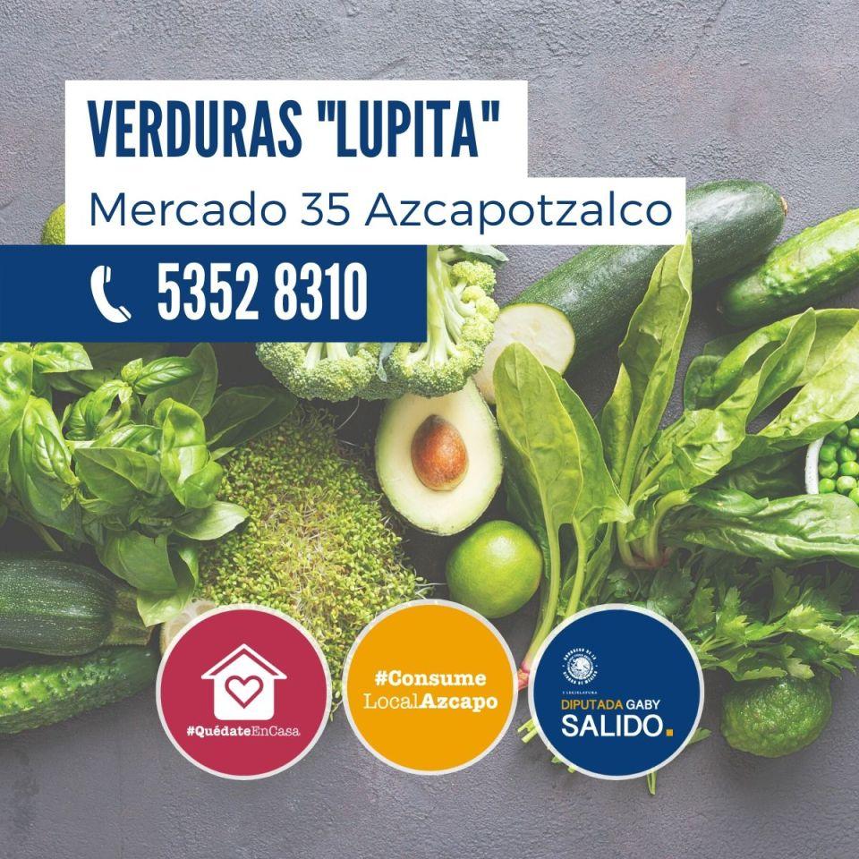 Verduras «Lupita»