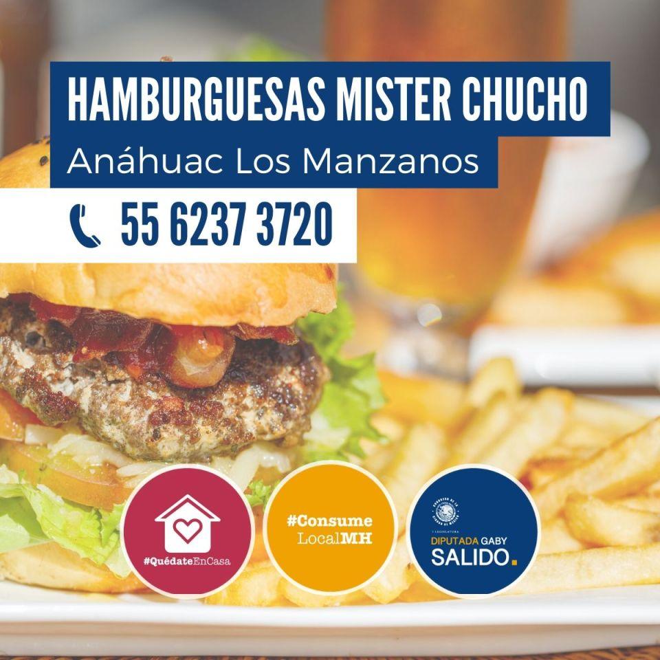 Hamburguesas Mister Chucho