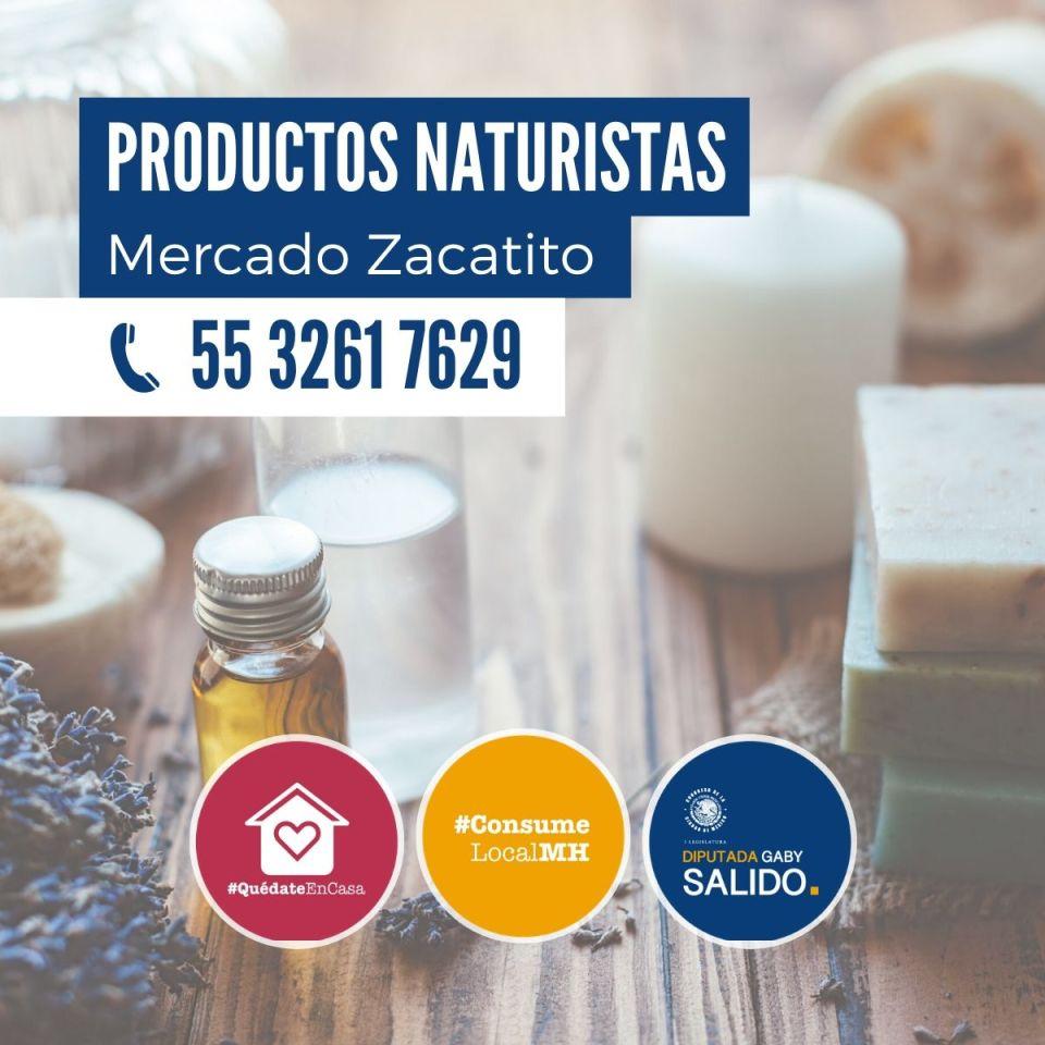 Productos naturistas