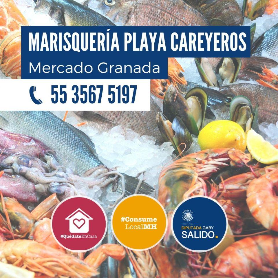 Marisquería Playa Careyeros