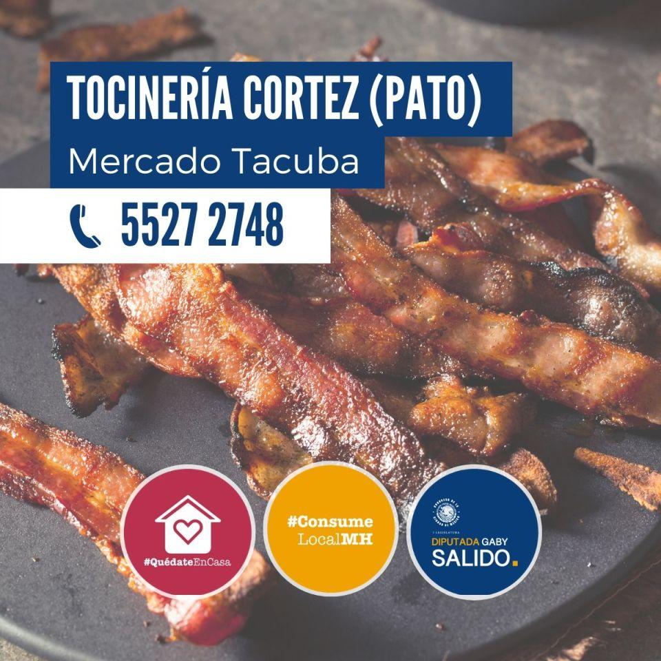 Tocinería Cortez (Pato)