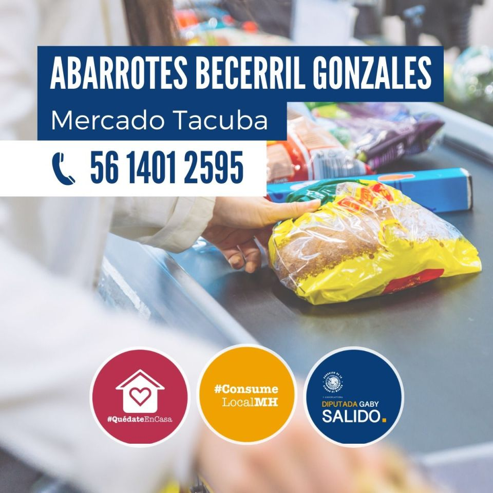 Abarrotes Becerril Gonzáles