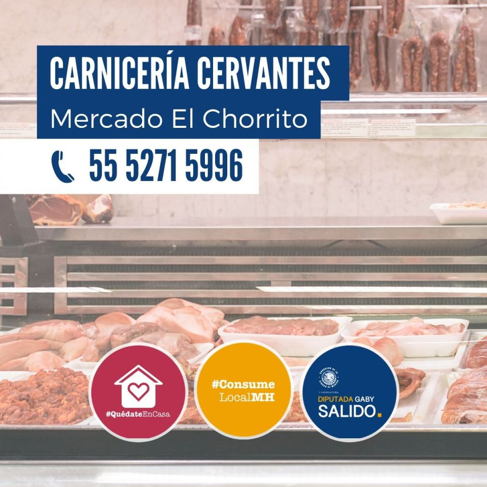 Carnicería Cervantes