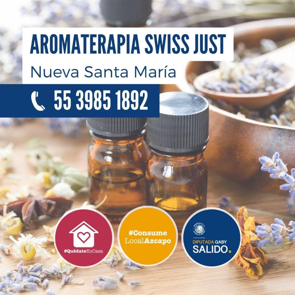Aromaterapia Swiss Just
