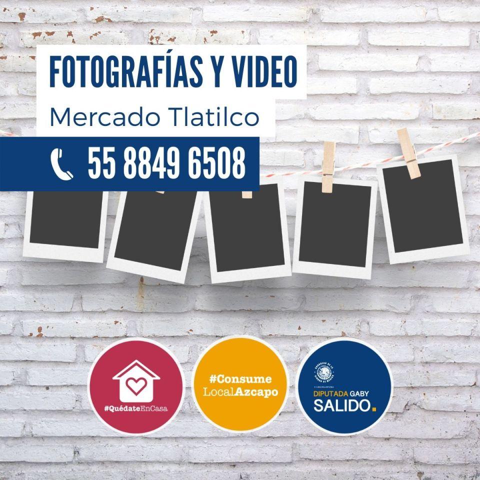 Fotografías y video