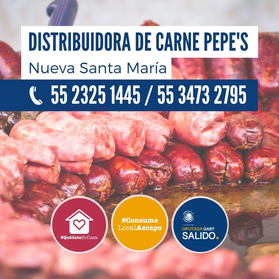 Distribuidora de carne Pepe's