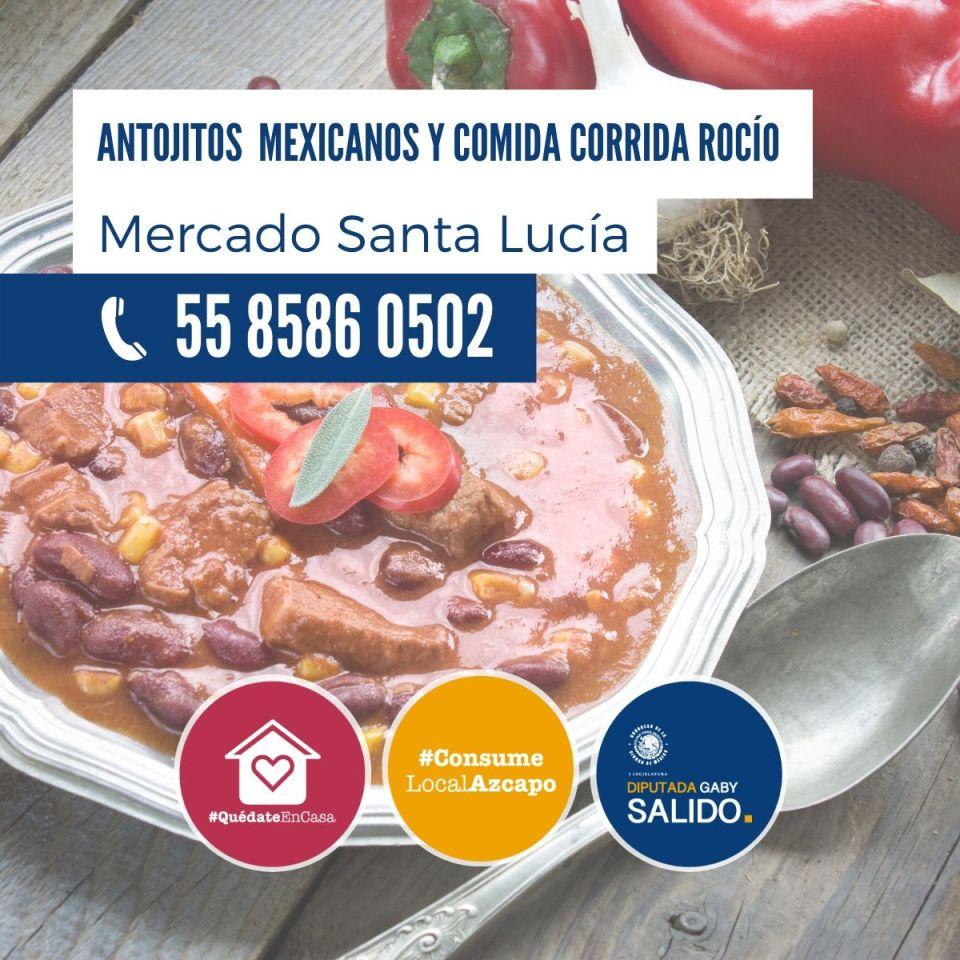 Antojitos mexicanos y comida corrida Rocío