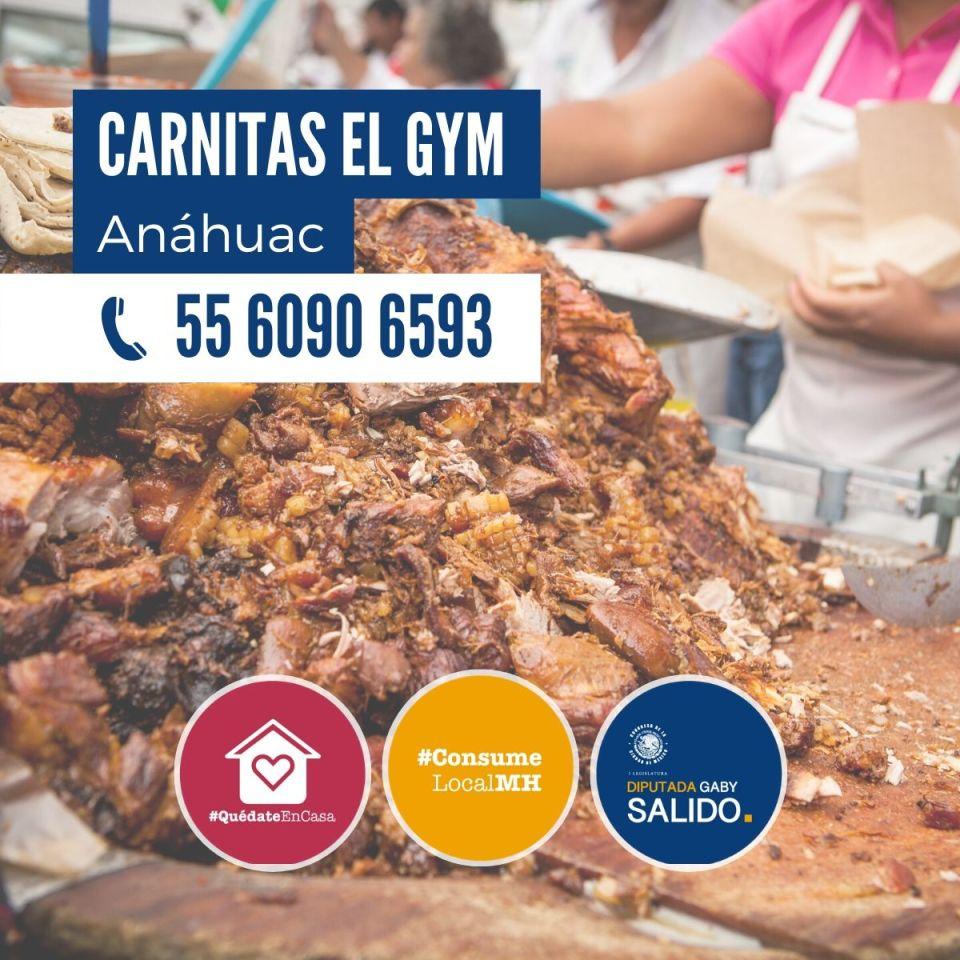 Carnitas El Gym