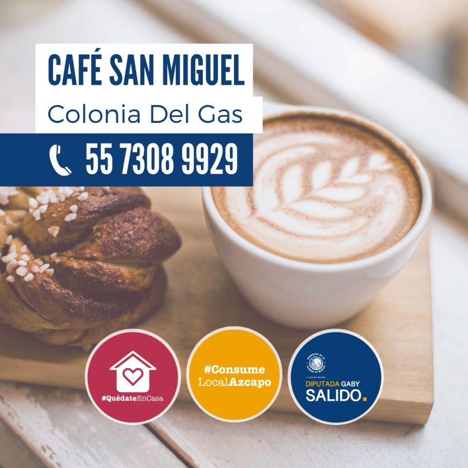 Café San Miguel