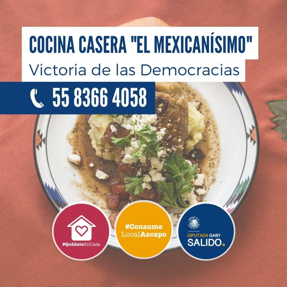 Cocina casera «El mexicanísimo»