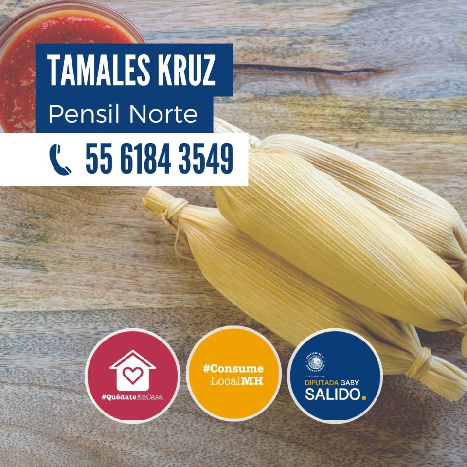 Tamales Kruz