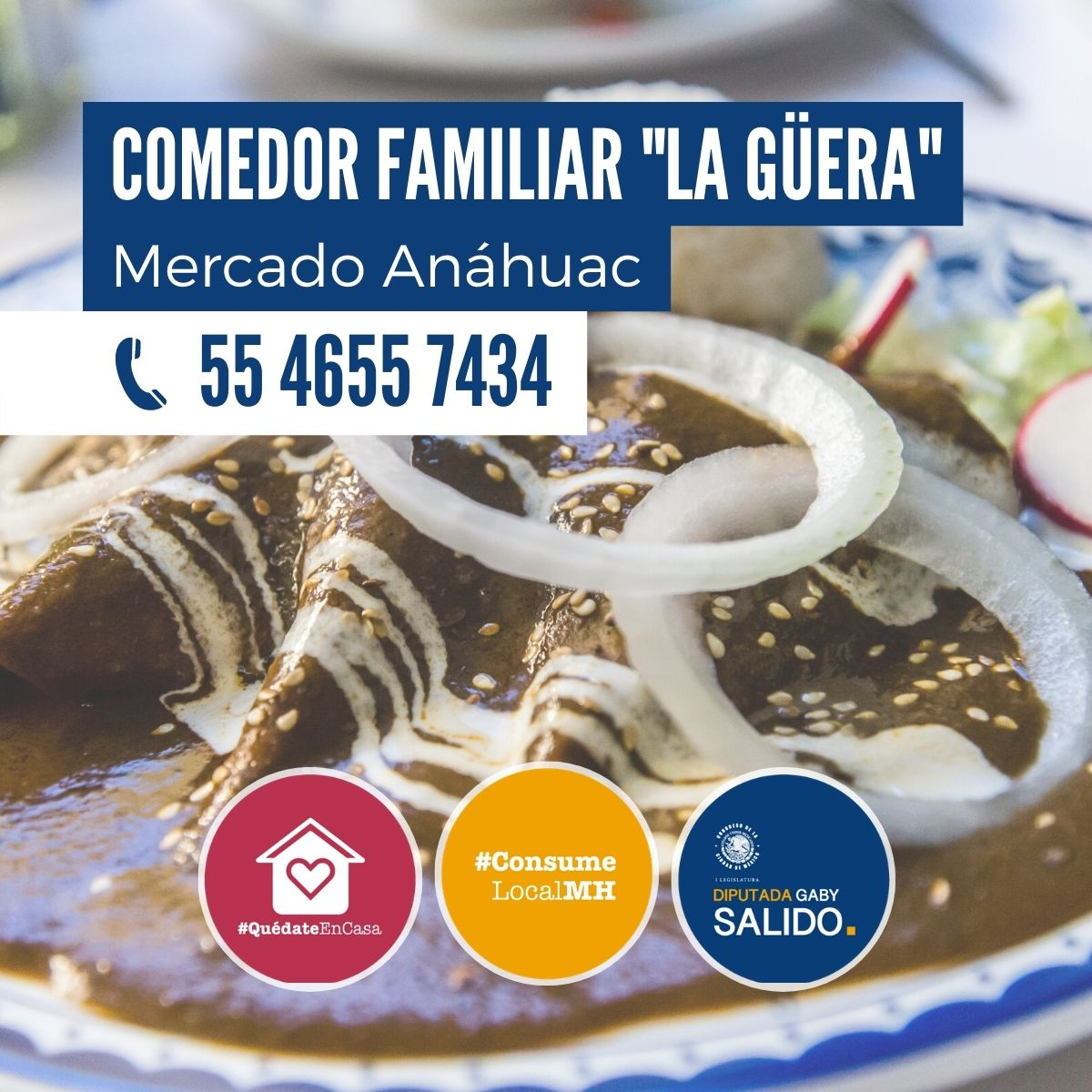 Comedor familiar «La Güera»