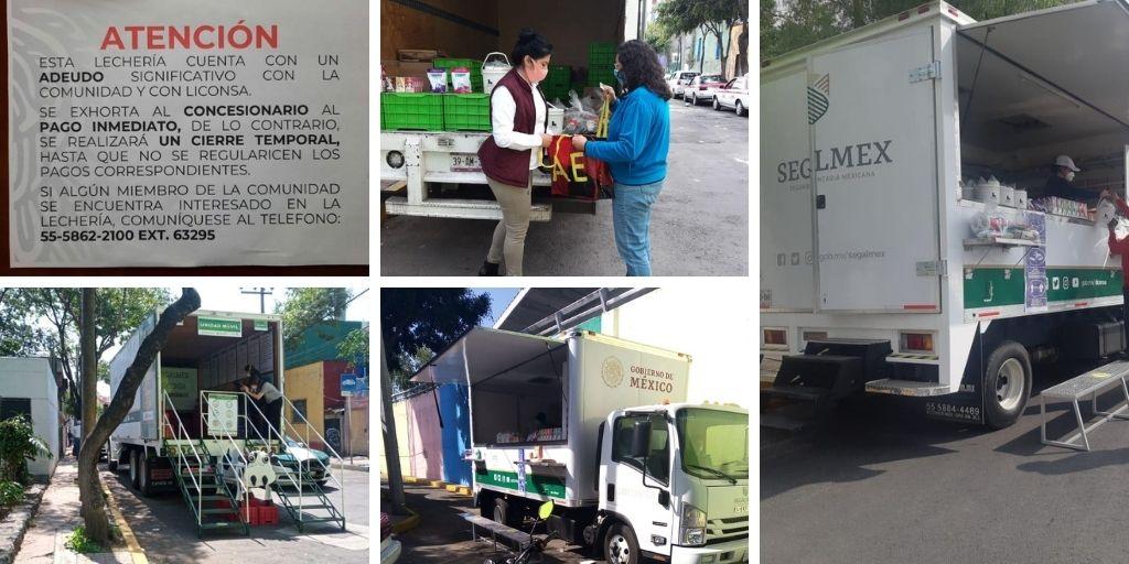 Urge se revise la operación en la CDMX del programa de abasto social de leche de LICONSA: Dip. Gabriela Salido