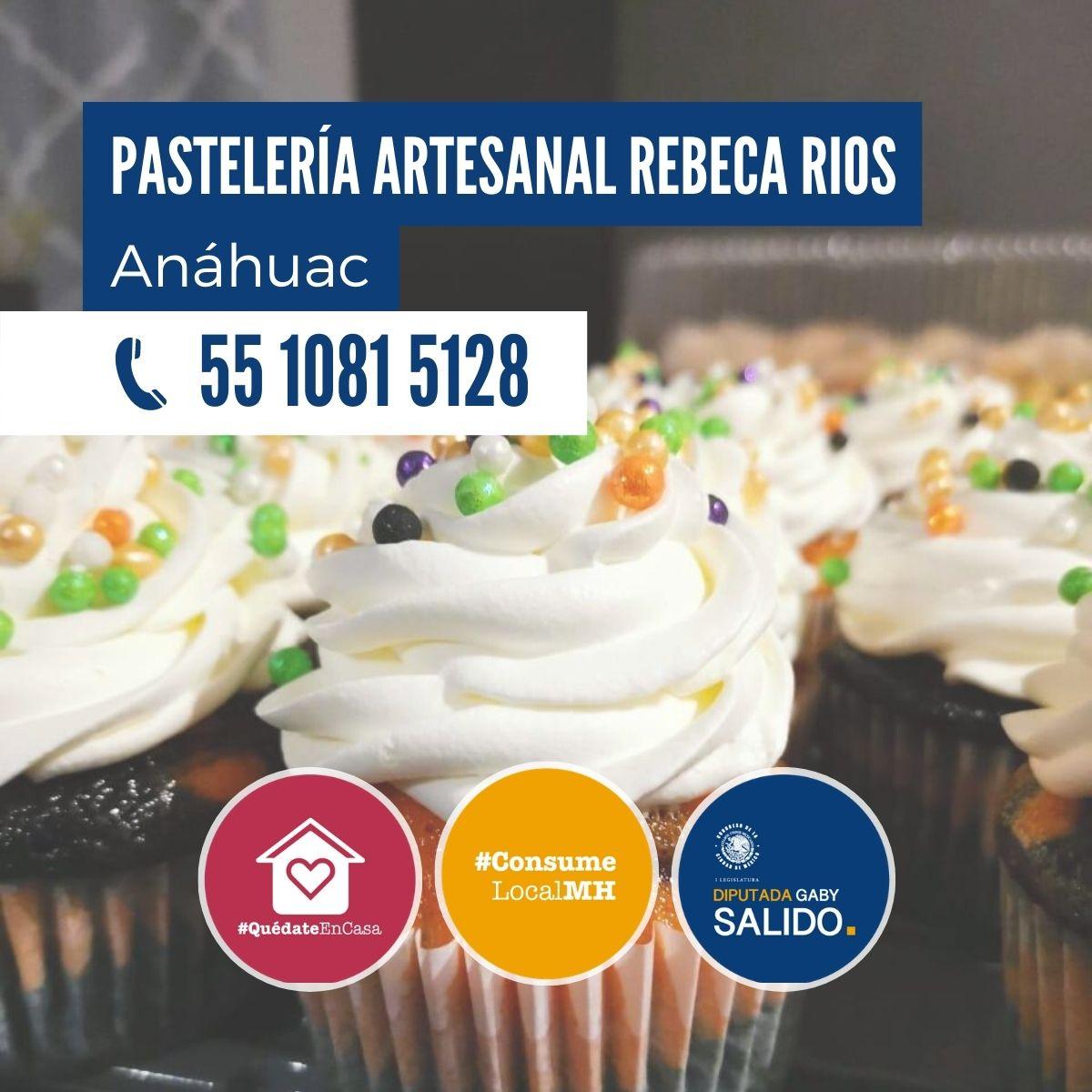 Pastelería Artesanal Rebeca Rios