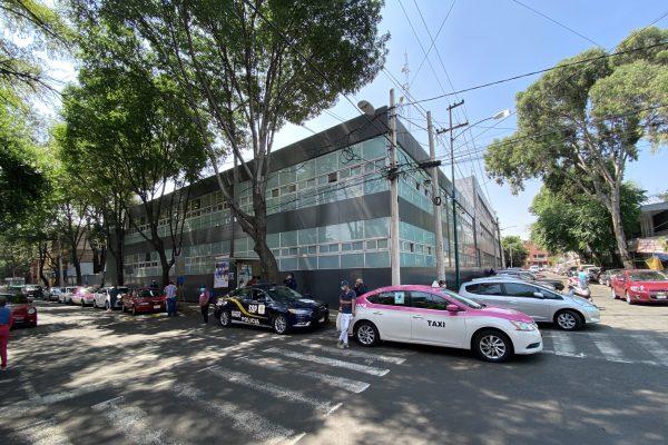 Vecinos de MH demandan sanitizar zona hospitalaria de Tacuba