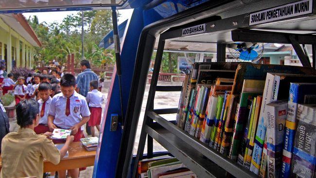 Cara Guru Mengajak Murid Doyan Membaca