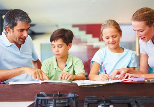 Mendampingi Anak Belajar Itu Wajib