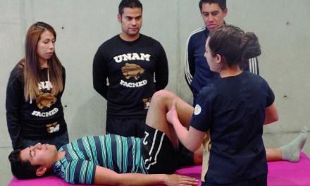 Imparten Fisioterapia a entrenadores para tener equipos más competitivos