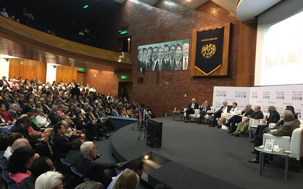 Ritmo y rumbo de la salud en México. Conversaciones con los secretarios de Salud 1982-2018