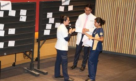 La tercera generación de Fisioterapia iniciará su Servicio Social