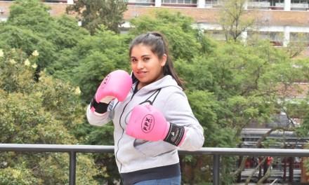 Guadalupe Camargo, primera representante de box en Juegos Universitarios