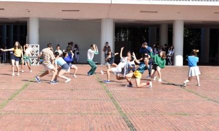 Danza contemporánea en la FacMed: Reinterpretando la historia con el cuerpo
