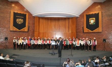 Concierto de Navidad, a cargo de tres coros de la UNAM