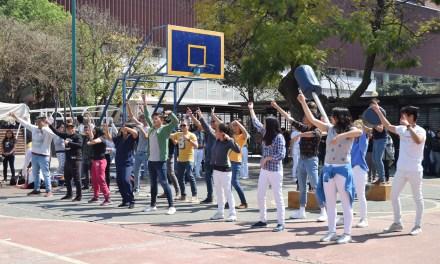 Reto +Salud:  Salud integral para  los estudiantes