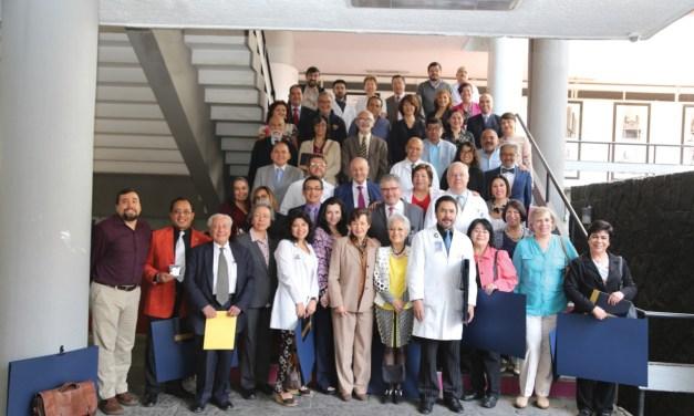 Los integrantes del Consejo Técnico 2013-2019 concluyen su participación