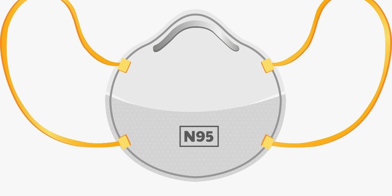 Uso de respiradores para protección de la salud de investigadores