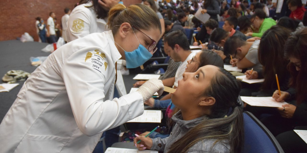 Nuevos alumnos conocen los procesos de evaluación