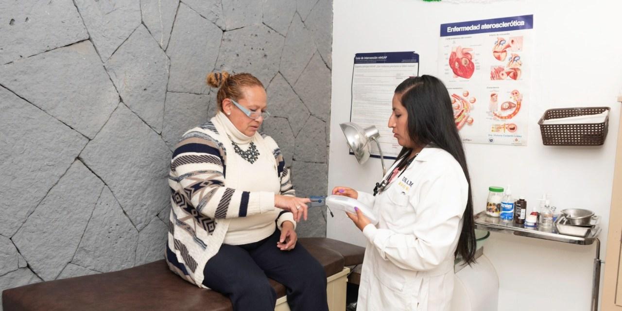 Médicos pasantes participan en el Servicio Social Multidisciplinario