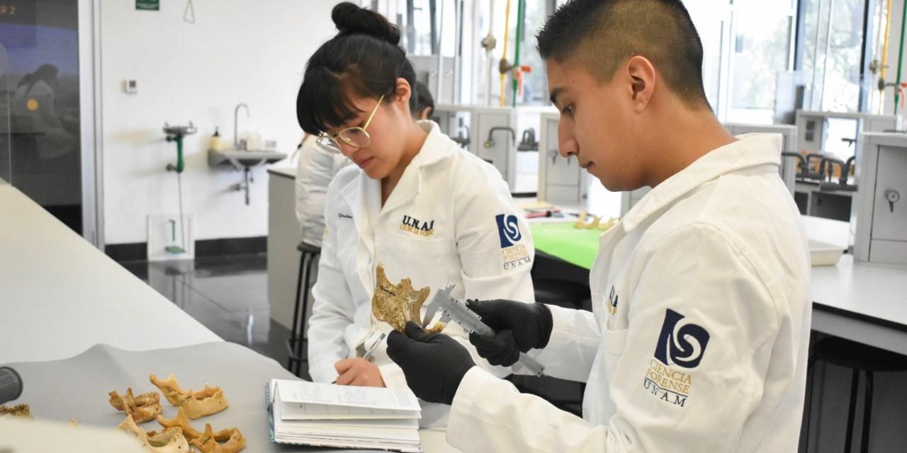 Evaluación diagnóstica de la Licenciatura en Ciencia Forense