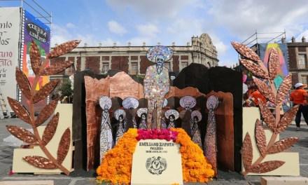 "XXII Festival de Día de Muertos ""Megaofrenda 2019"""