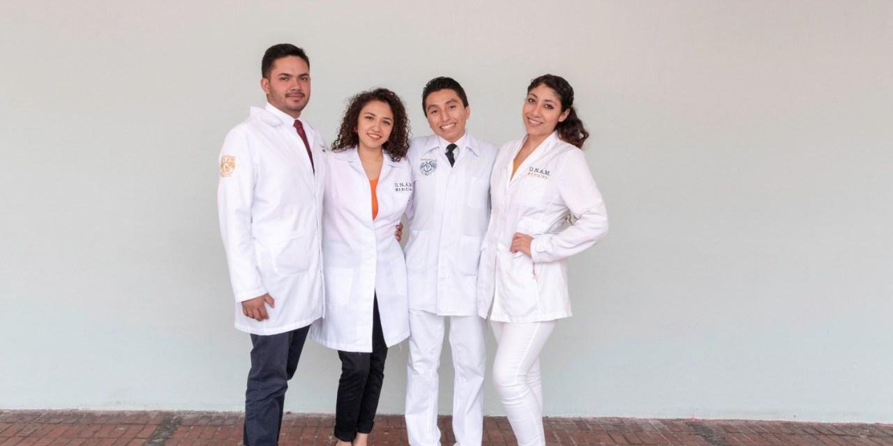 Investigan alumnos cómo mejorar la práctica clínica