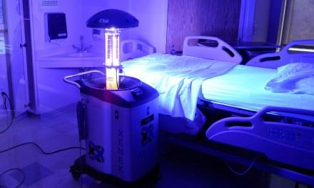 Bioseguridad hospitalaria. Métodos y tecnologías de desinfección para la seguridad del paciente.
