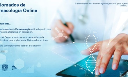 Diplomados de Farmacología, ahora en línea