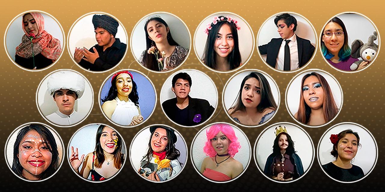El Taller de Teatro presenta el poema A Margarita Debayle, de Rubén Darío