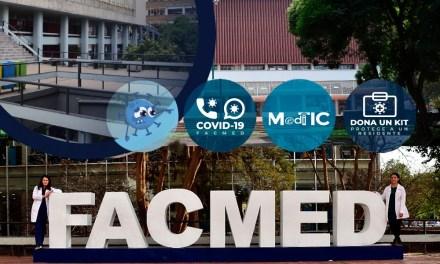 Acciones de la Facultad de Medicina durante la pandemia por COVID-19