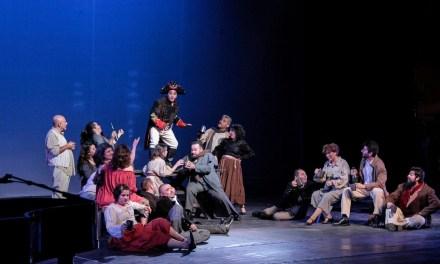 Las representaciones de la vida: géneros teatrales