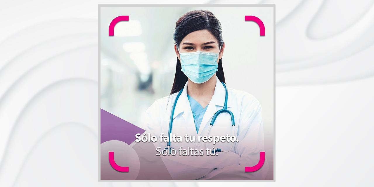 Campaña de la UNAM y el INE para protegernos entre todos