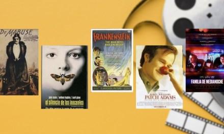 La imagen y el impacto de la Medicina a través del cine