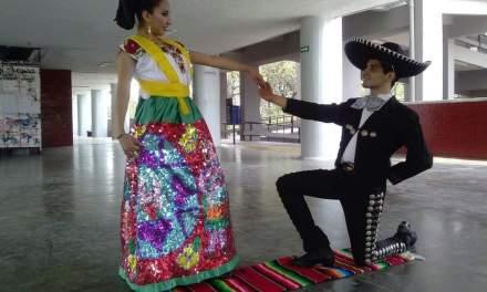 ÚNETE DE MANERA VIRTUAL A la Compañía Universitaria de Folklor Mexicano de la FacMed