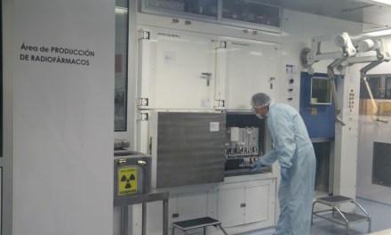 La producción de radiofármacos no se ha detenido durante la pandemia