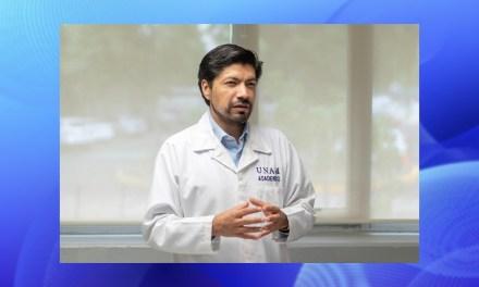 El doctor Benjamín Guerrero, jefe interino de Psiquiatría y Salud Mental