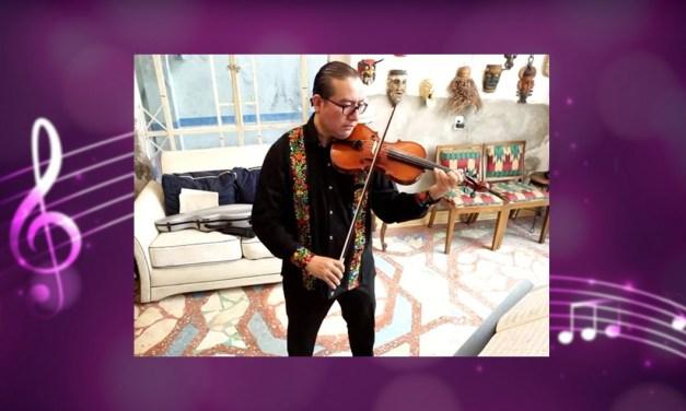 El violín vagabundo
