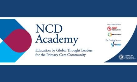 NCD Academy ofrece certificación gratuita a médicos generales