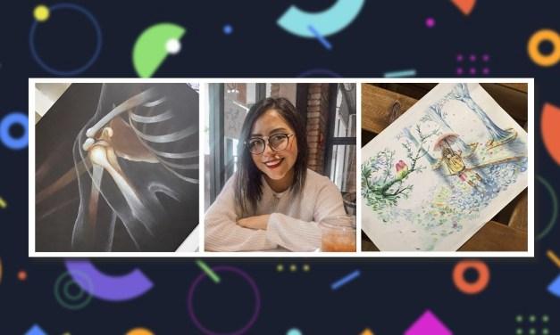 Emma Domínguez: pasión por la anatomía y el dibujo