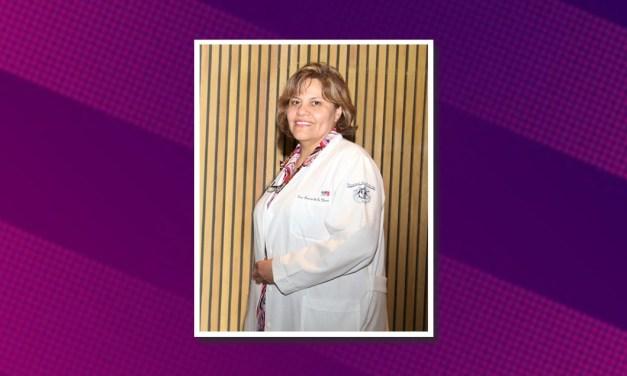 La doctora Guadalupe García de la Torre es ratificada como Jefa del Departamento de Salud Pública