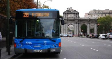 El número de viajeros de Metro de Madrid sube un 5% mientras que en la EMT aumenta un 3,2%